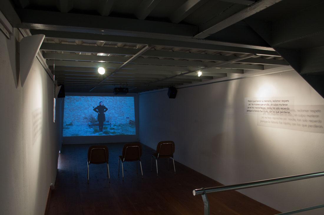 Exposición Las Jotas de las silenciadas